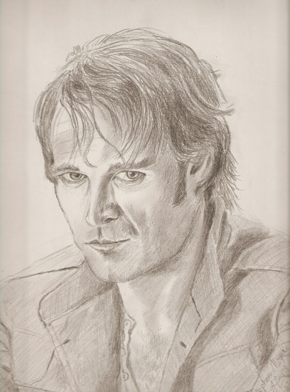 Stephen Moyer by aniren